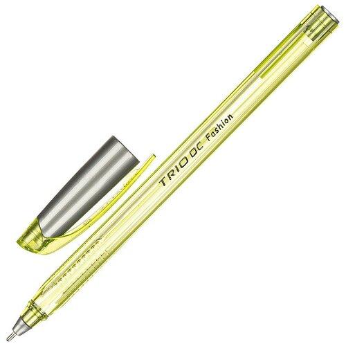 Купить Ручка шариковая Unimax Trio DC Fashion 1мм, зелён, масл, треуг, неавтомат 7 штук, Ручки