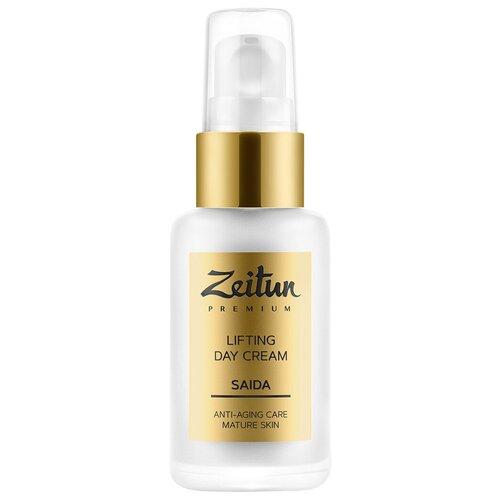 Zeitun Premium SAIDA Lifting Day Cream Дневной разглаживающий крем-лифтинг для лица для зрелой кожи с 24K золотом, 50 мл недорого