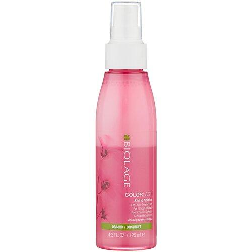 Biolage Несмываемый спрей-вуаль ColorLast Shine Shake для окрашенных волос, 125 мл