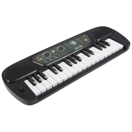Купить Zabiaka пианино 2317128 черный, Детские музыкальные инструменты