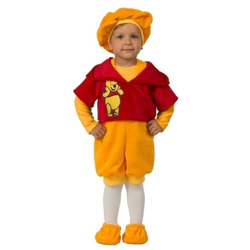 Купить Карнавальный костюм для детей Батик Винни Пух детский, 26 (104 см), Карнавальные костюмы