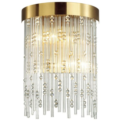 Фото - Настенный светильник Odeon Light Refano 4848/2W, E14, 80 Вт настенный светильник odeon light foscara 4719 2w 80 вт