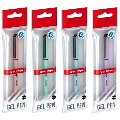 Berlingo Ручка гелевая Instinct 0, 5 мм (CGp_50015_1), черный цвет чернил, Ручки  - купить со скидкой
