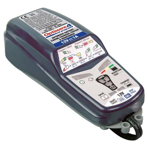 Зарядное устройство Optimate 4 Can-Bus edition синий