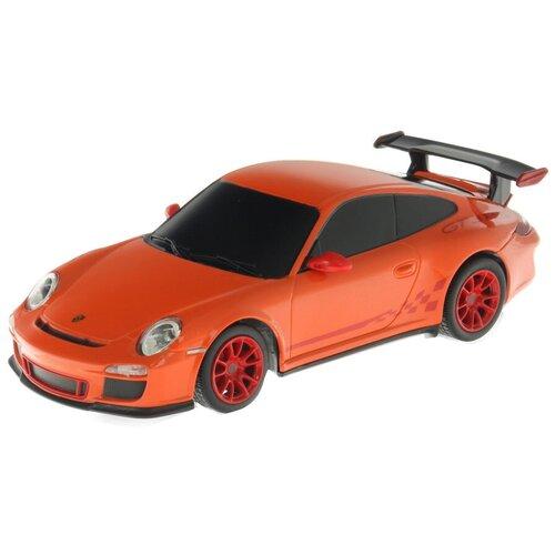 Купить Легковой автомобиль Rastar Porsche GT3 RS (39900) 1:24 18.5 см оранжевый, Радиоуправляемые игрушки