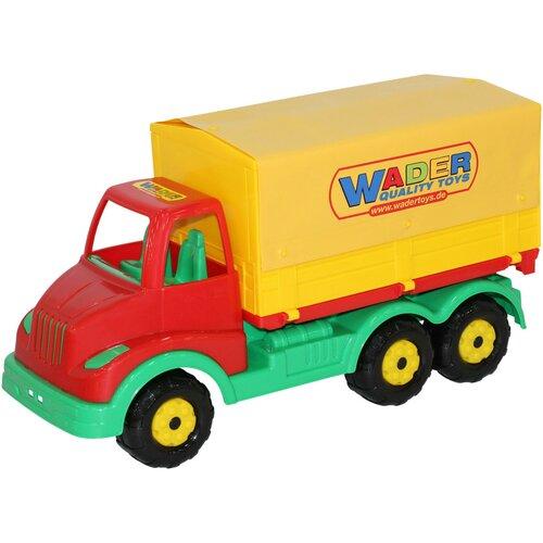 Фургон Wader бортовой Муромец тентовый (44068), 42 см фургон wader спасательная команда 0537 24 см