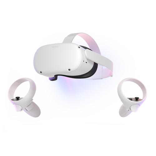 Шлем виртуальной реальности Oculus Quest 2 - 256 GB, белый