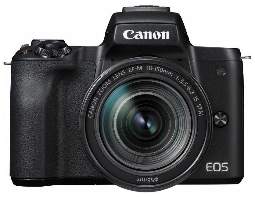 Фотоаппарат со сменной оптикой Canon EOS M50 Kit
