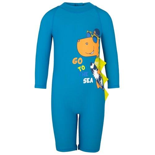 Купить AOSS21SW1BF19 Купальник д/мал. Брив 1-1, 5 г размер 86-52 цвет синий, Oldos, Белье