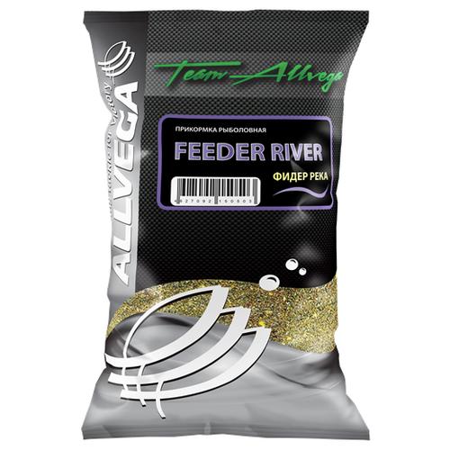 Прикормочная смесь ALLVEGA Team Allvega Feeder River Фидер река 1000 г