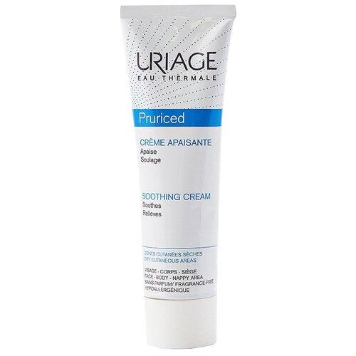 Крем для тела Uriage Pruriced Cream Крем успокаивающий противозудный для лица и тела, 100 мл
