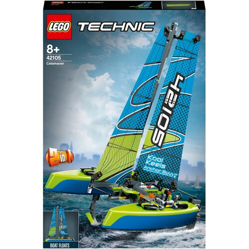 Конструктор LEGO Technic 42105 Катамаран