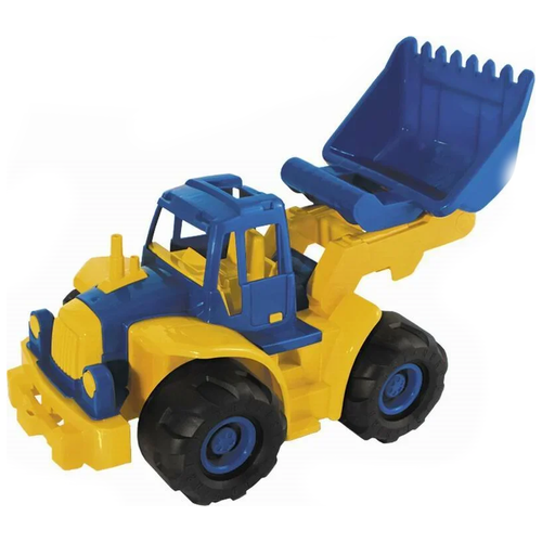 Купить Трактор с мини грейдером, Нордпласт, Машинки и техника