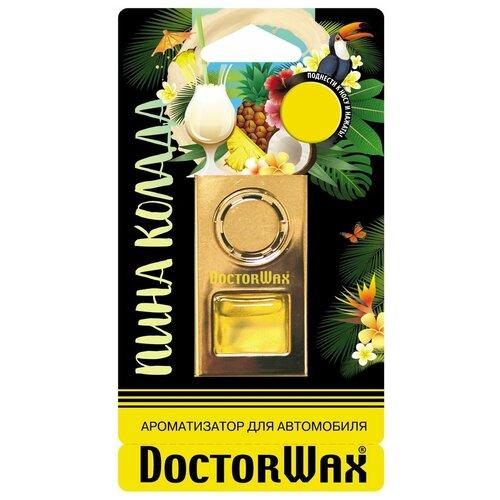 Фото - Doctor Wax Ароматизатор для автомобиля DW0847 Пина колада 35 г little trees ароматизатор для автомобиля u3s 32967 eu пина колада