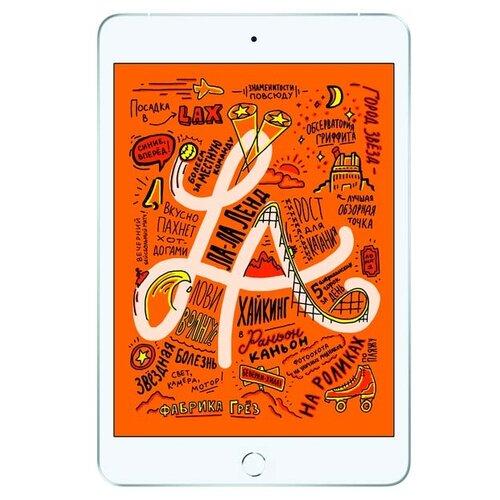 Планшет Apple iPad mini 2019 256Gb Wi-Fi, Cellular, silver