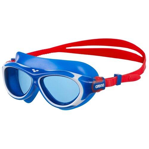Очки для плавания arena Oblo Jr, blue-blue