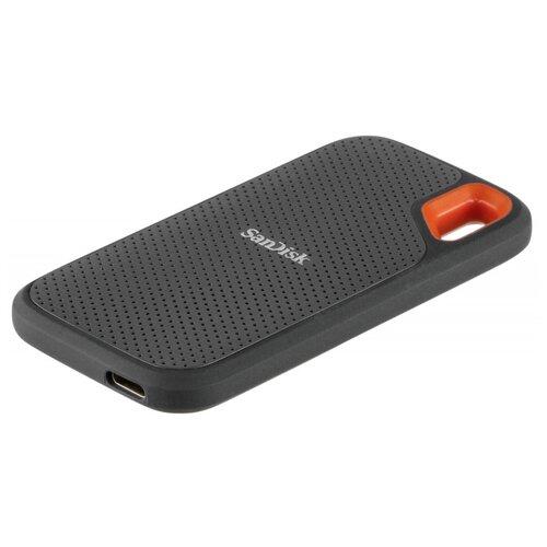 Внешний SSD SanDisk Extreme 1 TB черный