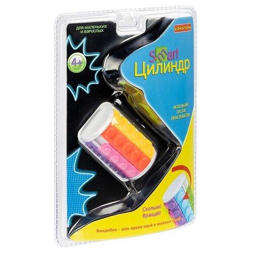 Купить Игра-головоломка Smart Цилиндр 5 рядов, Bondibon, PVC 14, 6*21, 5*6 см, арт.350-1., Головоломки
