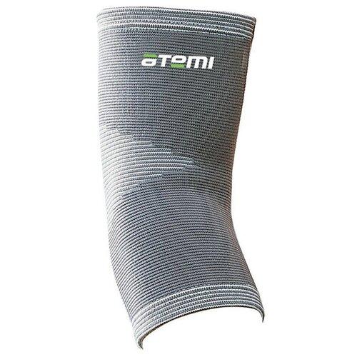 Защита локтя ATEMI ANS-004, р. XL, серый защита колена atemi ans 003 р xl серый