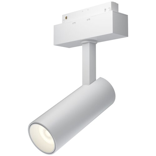 Трековый светильник-спот MAYTONI Focus LED TR019-2-10W3K-W