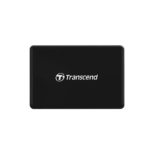 Кардридер Transcend RDF2 черный