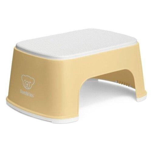 Купить Стульчик-подставка BabyBjorn, цвет: желтый, Сиденья, подставки, горки