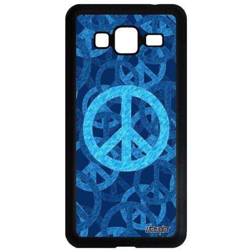 Фото - Чехол на мобильный Samsung Galaxy J3 2016, Peace and Love Мандала Пацифизм чехол with love moscow w003969sam для samsung galaxy j3 2016 девушка с вином