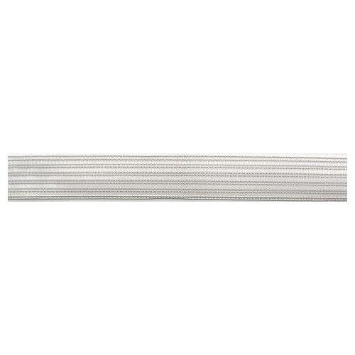 Купить Резинка поясная решетчатая, 26, 5 мм, цвет белый мононить 39 %, полиэфир 19 %, латекс 42 %, PEGA, Технические ленты и тесьма
