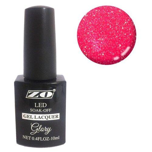 Купить Гель-лак для ногтей ZO Glory, 10 мл, 067 розовый шиммер