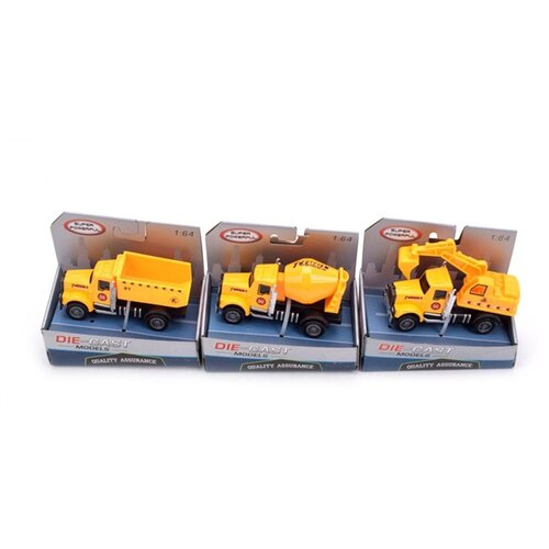 Купить Машина металлическая, без механизма Shantoy Gepay 199-J, Наша игрушка, Машинки и техника