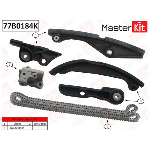 Ременный комплект MasterKit 77B0184K для Ford Explorer