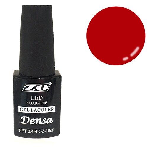 Купить Гель-лак для ногтей ZO Densa, 10 мл, 023 классический красный