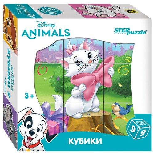 Кубики-пазлы Step puzzle Disney Друзья 87195