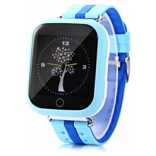 Фото - Детские умные часы Beverni Smart Watch Q750 (голубой) умные часы beverni smart watch t58 серебристый