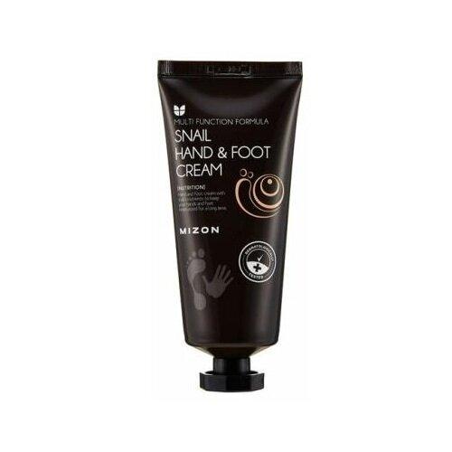 Крем для рук и ног с муцином улитки Mizon Snail Hand And Foot Cream, 100 мл