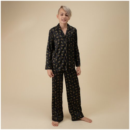 Купить Пижама детская NICOLE HOME134140tigr34р, Домашняя одежда
