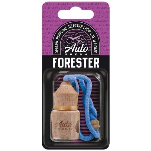 Auto Fresh Ароматизатор для автомобиля Wood Forester Lilac недорого