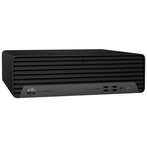 Настольный компьютер HP EliteDesk 800 G6 (1D2U8EA) Intel Core i5-10500/8 ГБ/256 ГБ SSD/Intel UHD Graphics 630/Windows 10 Pro черный