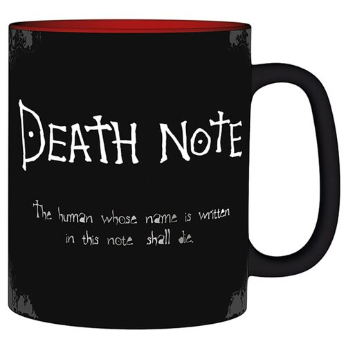 Кружка Death Note: Death Note (460 мл.)