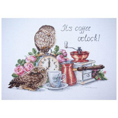 Купить Мережка Набор для вышивания Время пить кофе 26 х 21 см (K-83), Наборы для вышивания