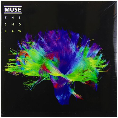 Warner Bros. Muse. The 2nd Law (2 виниловые пластинки)