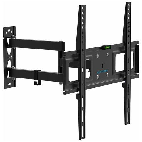 Фото - Настенный кронштейн для LED/LCD телевизоров TUAREX ALTA-406 BLACK кронштейн для led lcd телевизоров tuarex olimp 405 black
