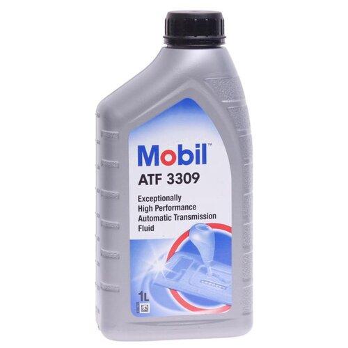 Коробка передач масло MOBIL ATF 3309 1 л трансмиссионное масло mobil atf 320 1 л
