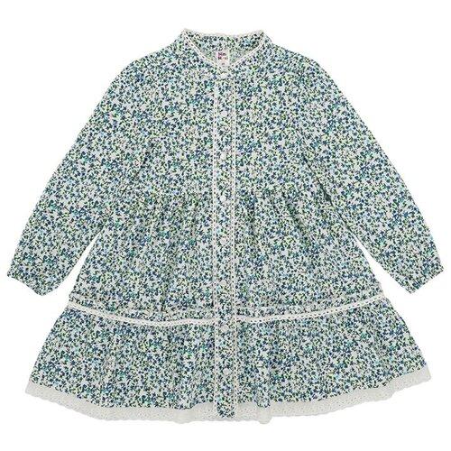 Платье Mini Maxi размер 116, голубой