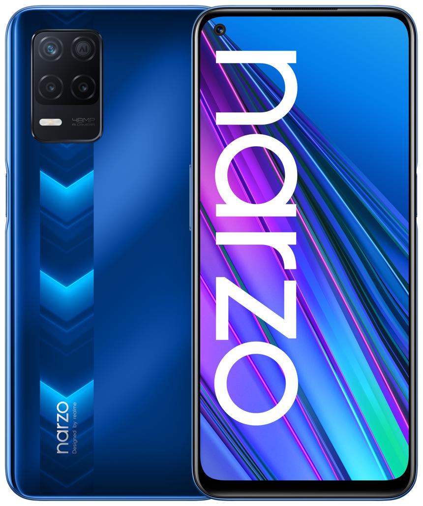 Смартфон realme NARZO 30 5G 4/128GB — купить по выгодной цене на Яндекс.Маркете