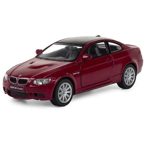 Купить Легковой автомобиль Serinity Toys BMW M3 Coupe (5348DKT) 1:36, 12.5 см, красный, Машинки и техника