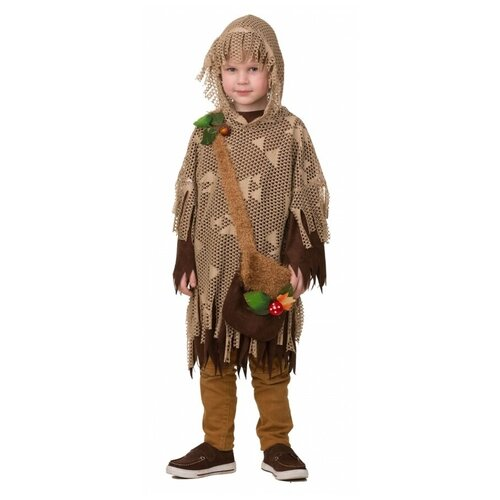 Фото - Костюм Батик Леший (6074), коричневый, размер 134 костюм батик леший 6074 коричневый размер 146