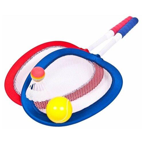 Набор Abtoys Бадминтон и теннис (S-00177)