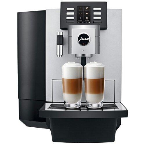 Кофемашина Jura X8 Platin, platin