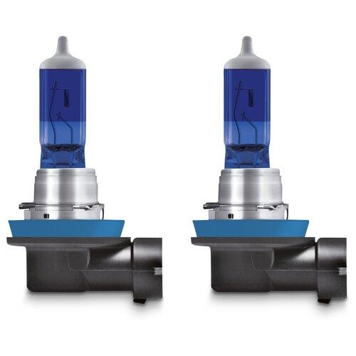 Лампа Osram H11 12V- 80W (PGJ19-2) Cool Blue Boost 2шт DuoBox 62211CBB-HCB